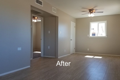 Main Frontroom After